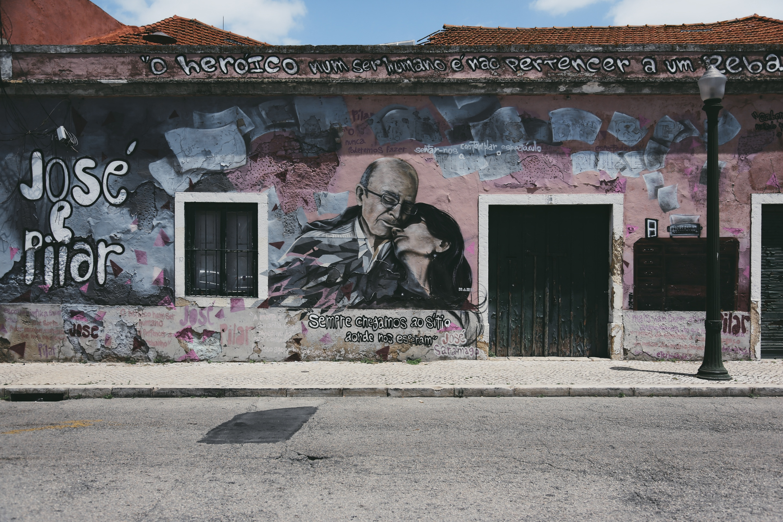 Lisbon © Pulp Collectors  1