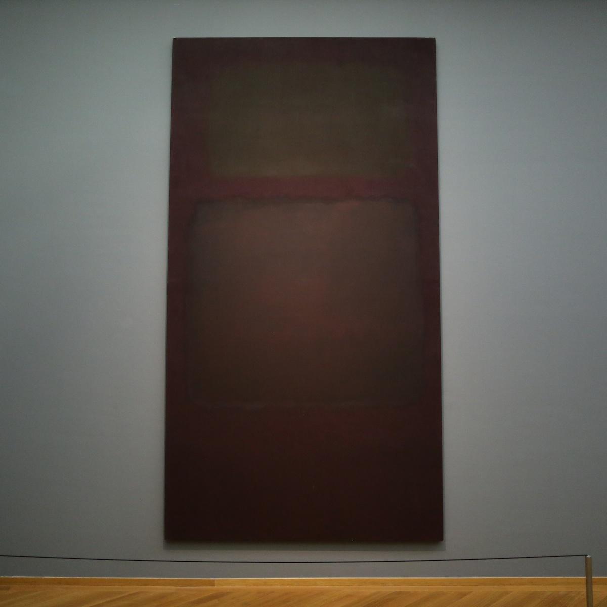 Mark Rothko x Gemeentemuseum Den Haag © Pulp Collectors  1