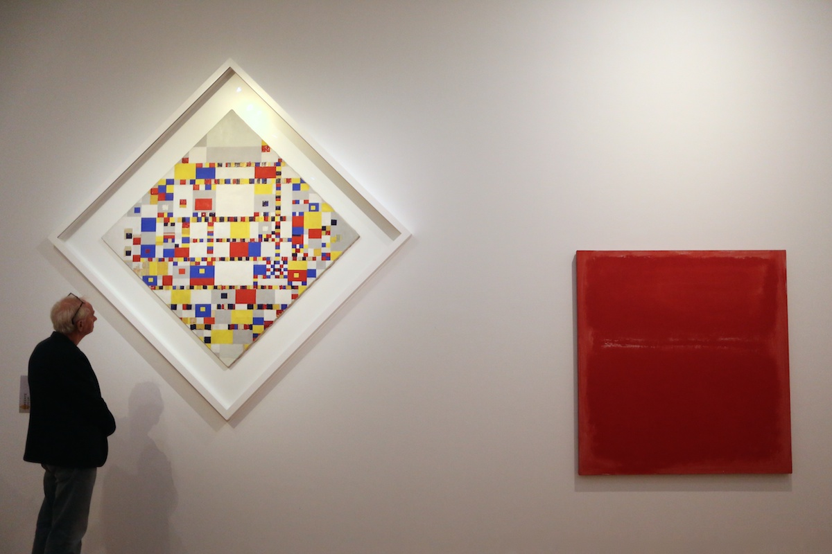 Mark Rothko x Gemeentemuseum Den Haag © Pulp Collectors  16
