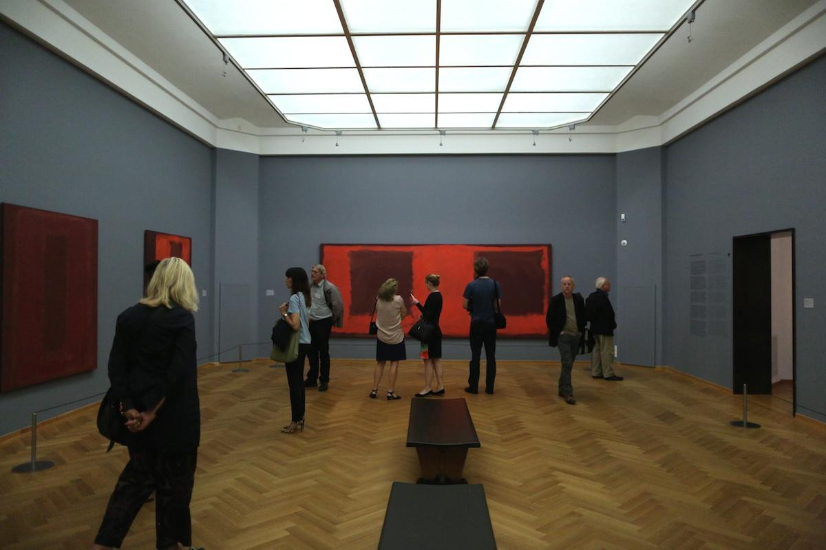 Mark Rothko x Gemeentemuseum Den Haag © Pulp Collectors  2