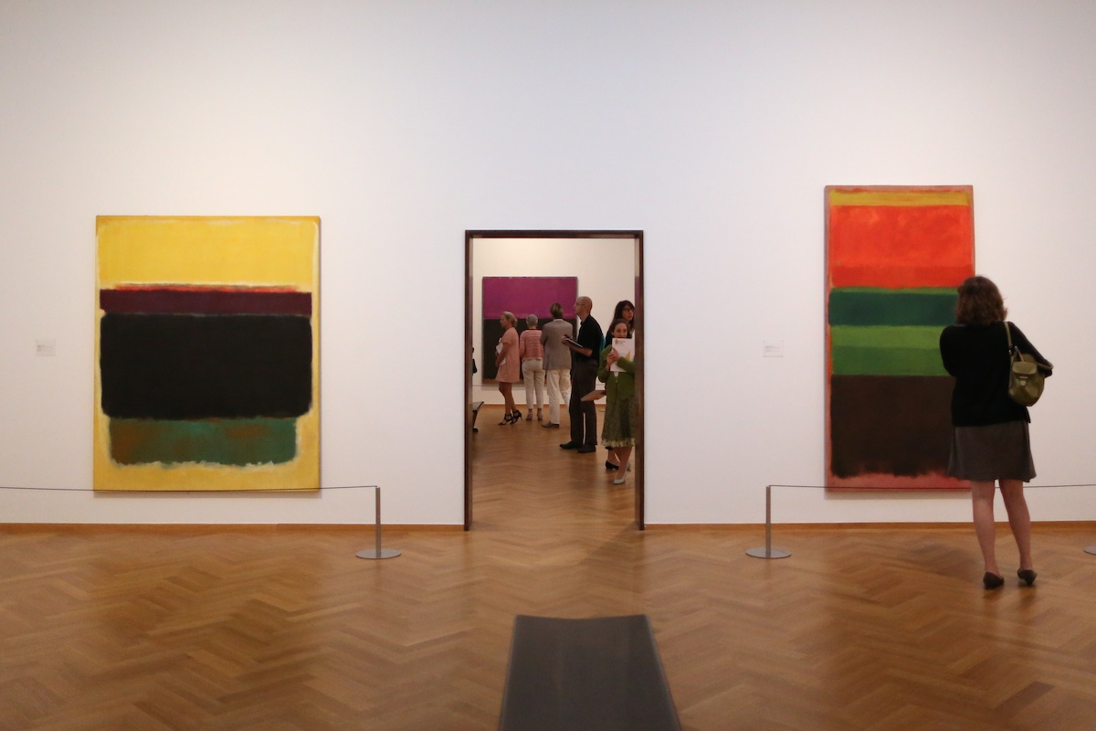 Mark Rothko x Gemeentemuseum Den Haag © Pulp Collectors  6