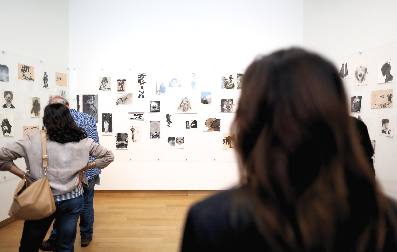 Marlene Dumas x Stedelijk © PulpCollectors 2