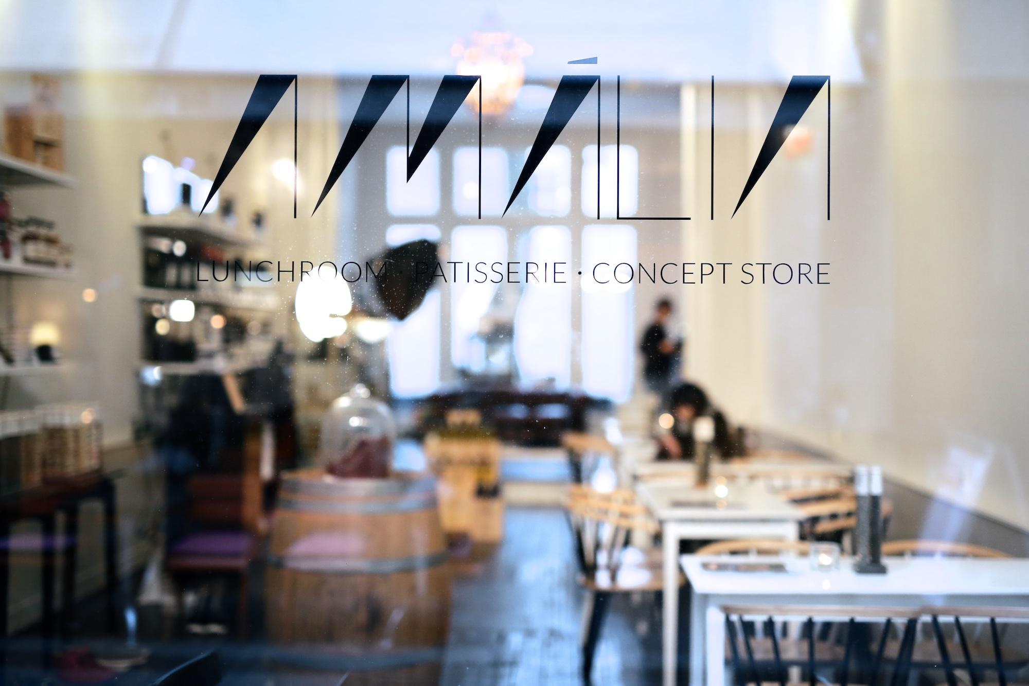 Amalia Concept Store The Hague © Pulp Collectors 1