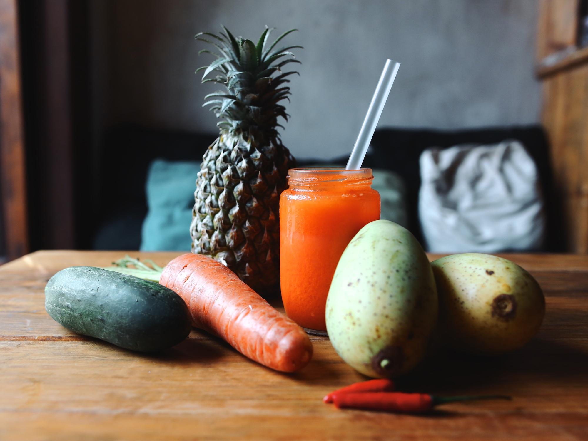 Cocobox Vietnam, juices, hotspot hoi an, vietnam, travel vietnam