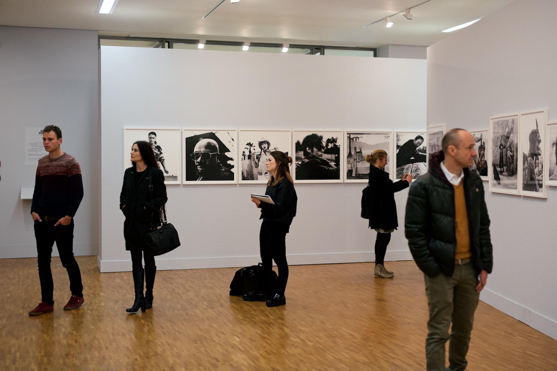 Anton Corbijn, Gemeentemuseum Den haag,