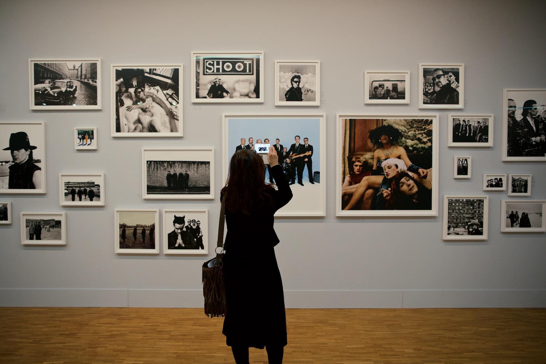 Anton Corbijn Gemeentemuseum-Fotomuseum © PulpCollectors 45