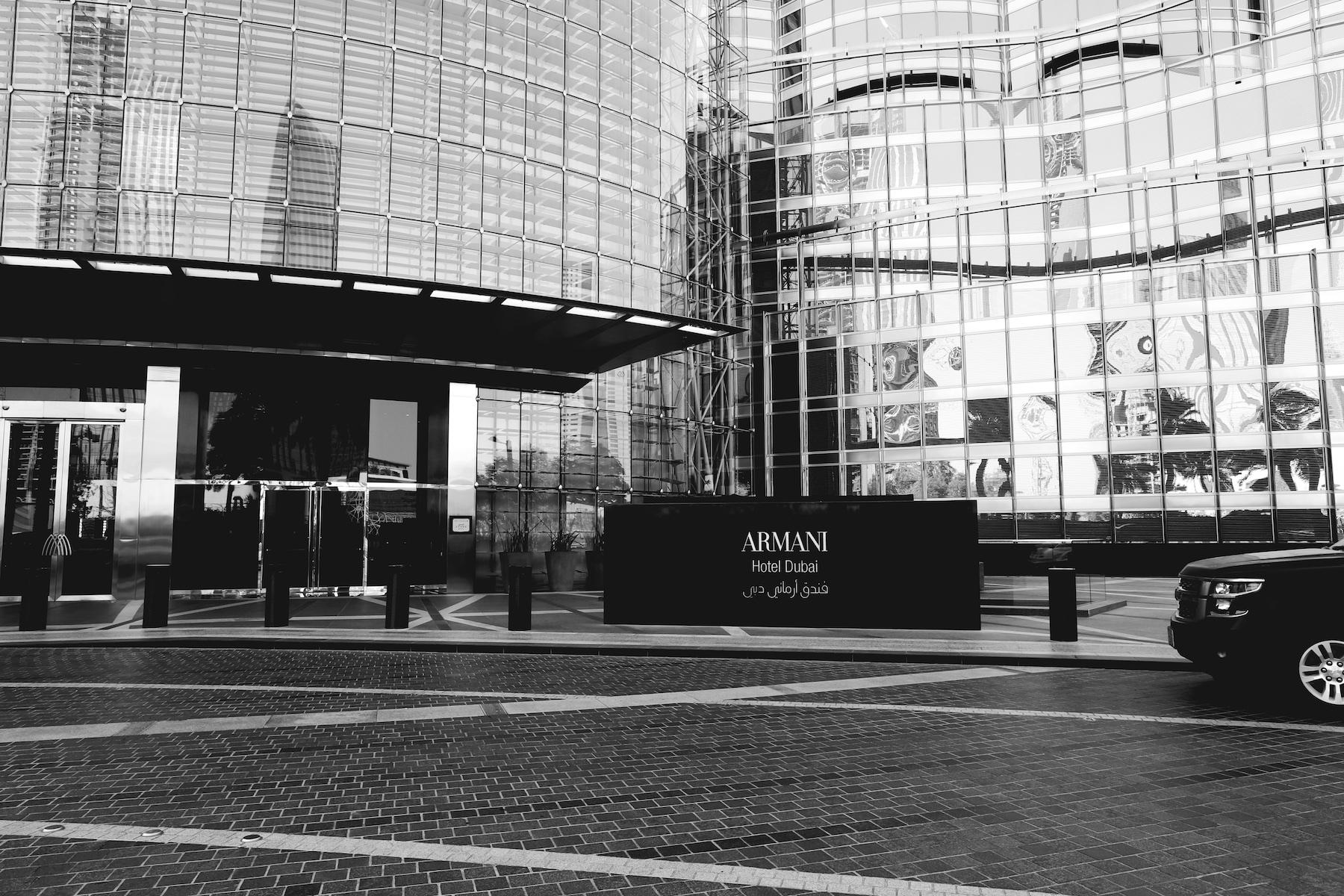Armani Hotel © PulpCollectors 2
