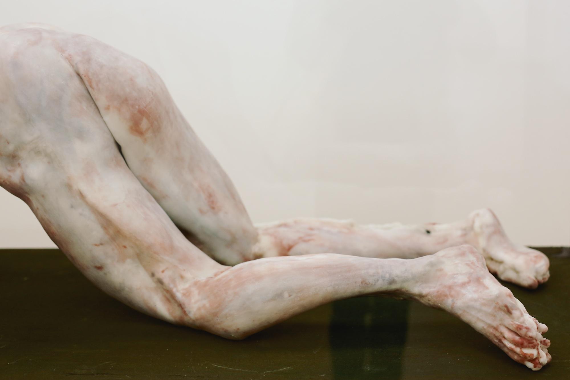 BERLINDE DE BRUYCKERE at Gemeentemuseum © Pulp Collectors 12
