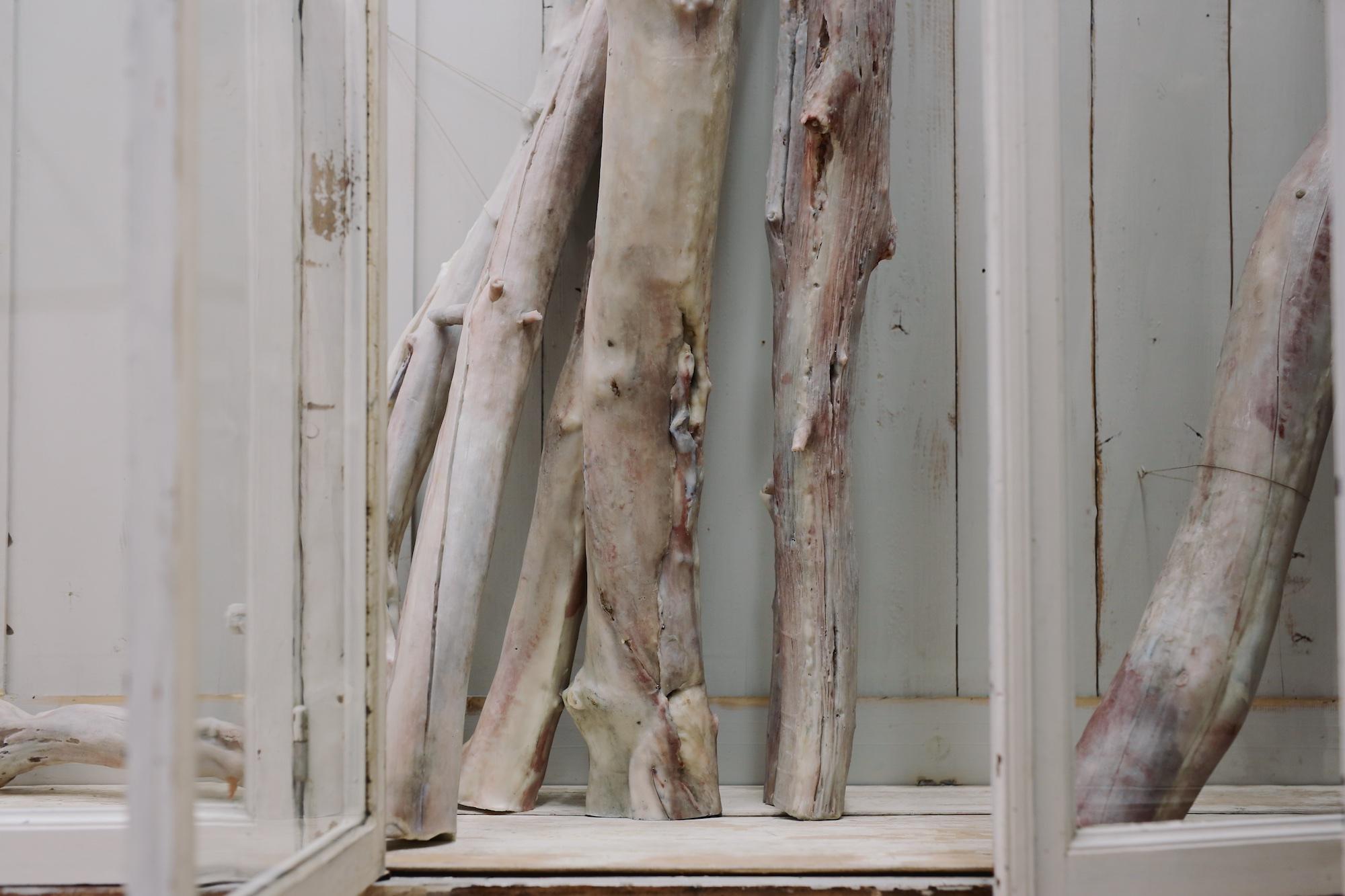 BERLINDE DE BRUYCKERE at Gemeentemuseum © Pulp Collectors 24