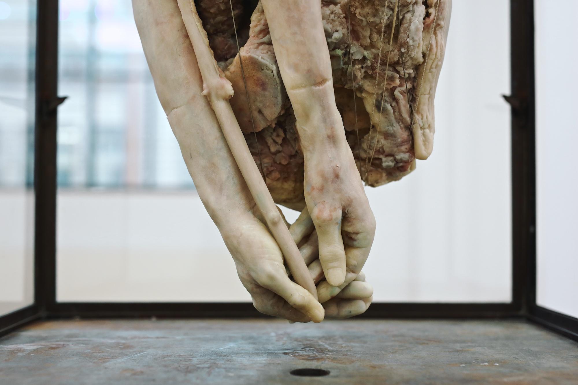 BERLINDE DE BRUYCKERE at Gemeentemuseum © Pulp Collectors 6 (1)
