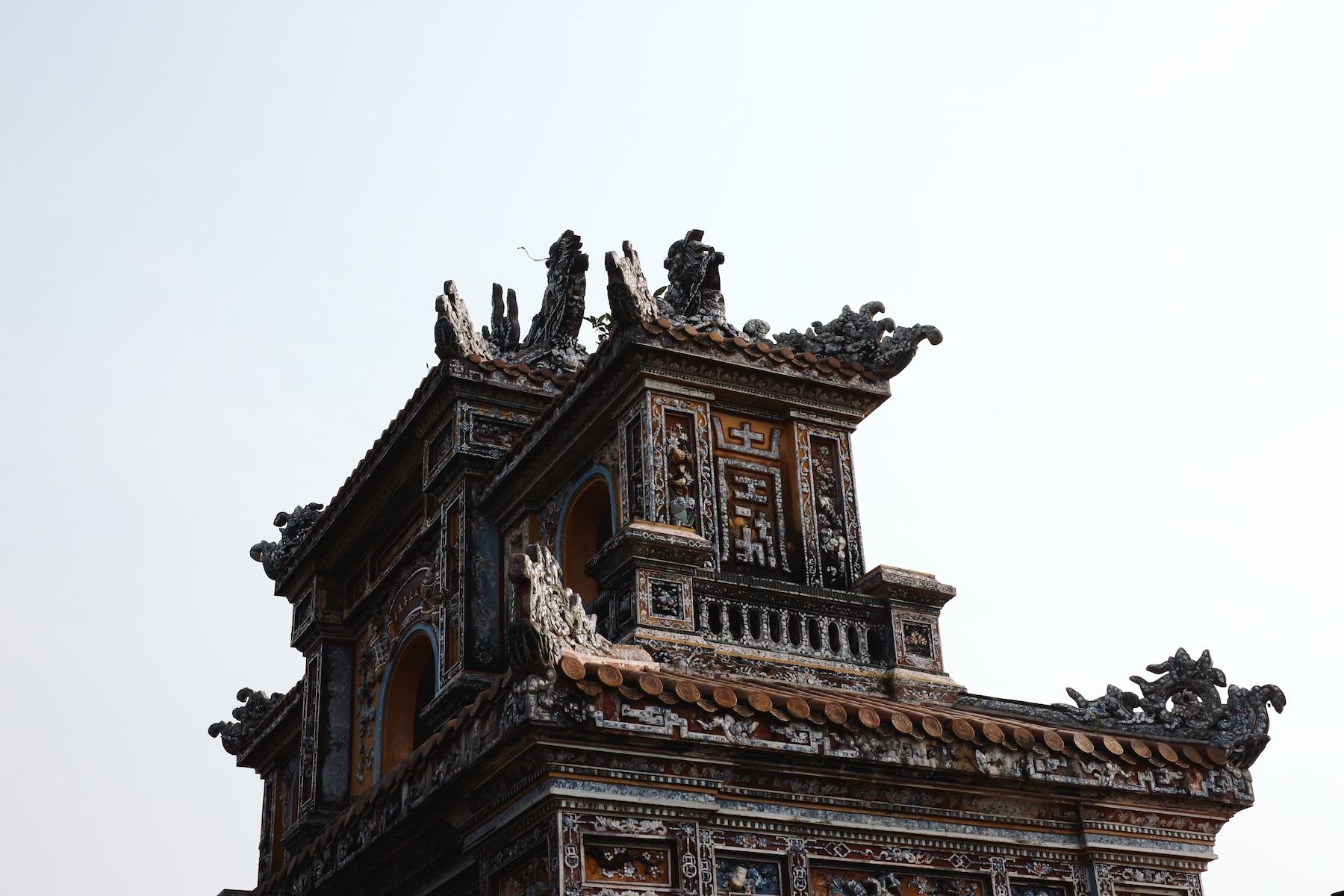 IMPERIAL PALACE HUE © Manoah Biesheuvel 1