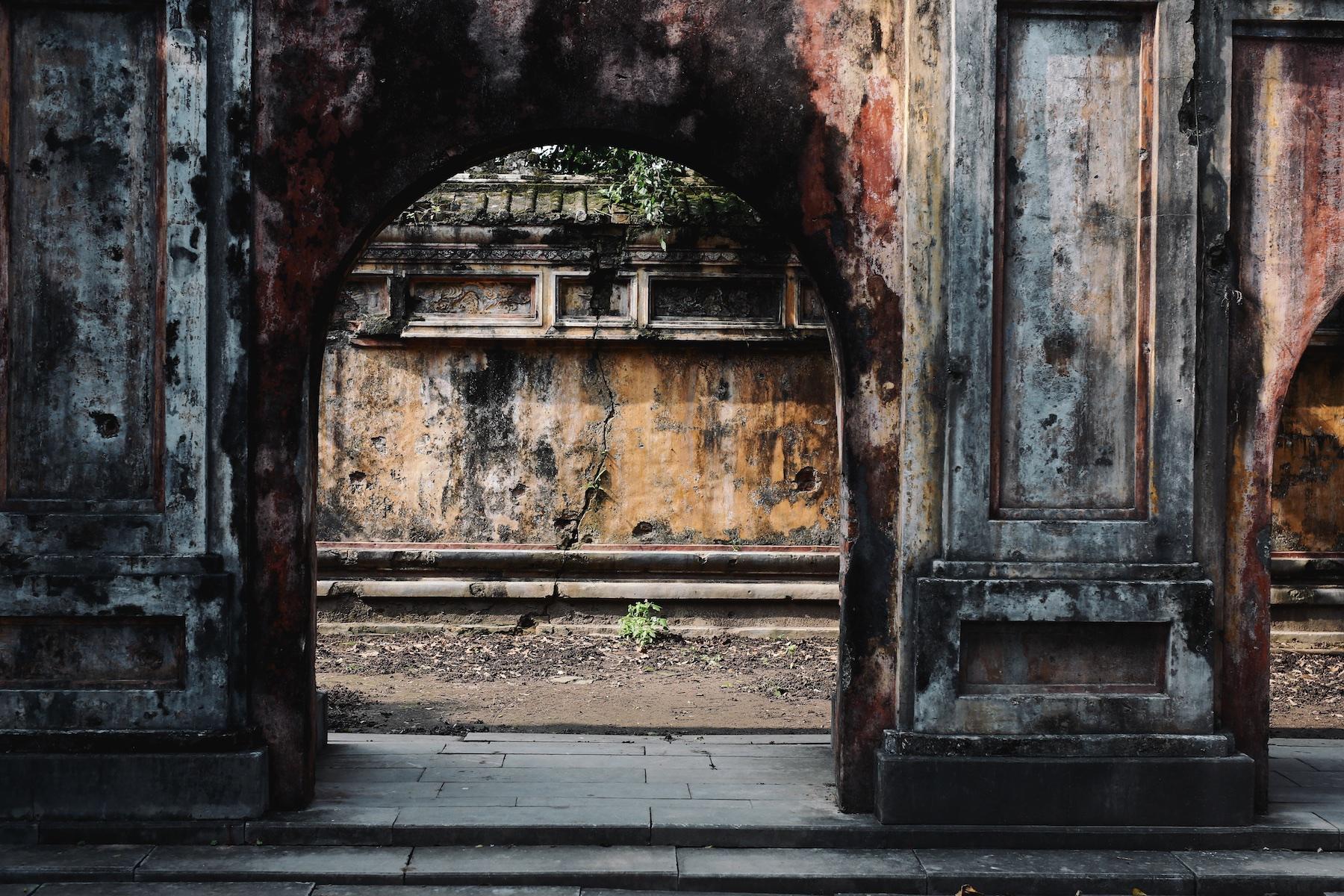 IMPERIAL PALACE HUE © Manoah Biesheuvel 10