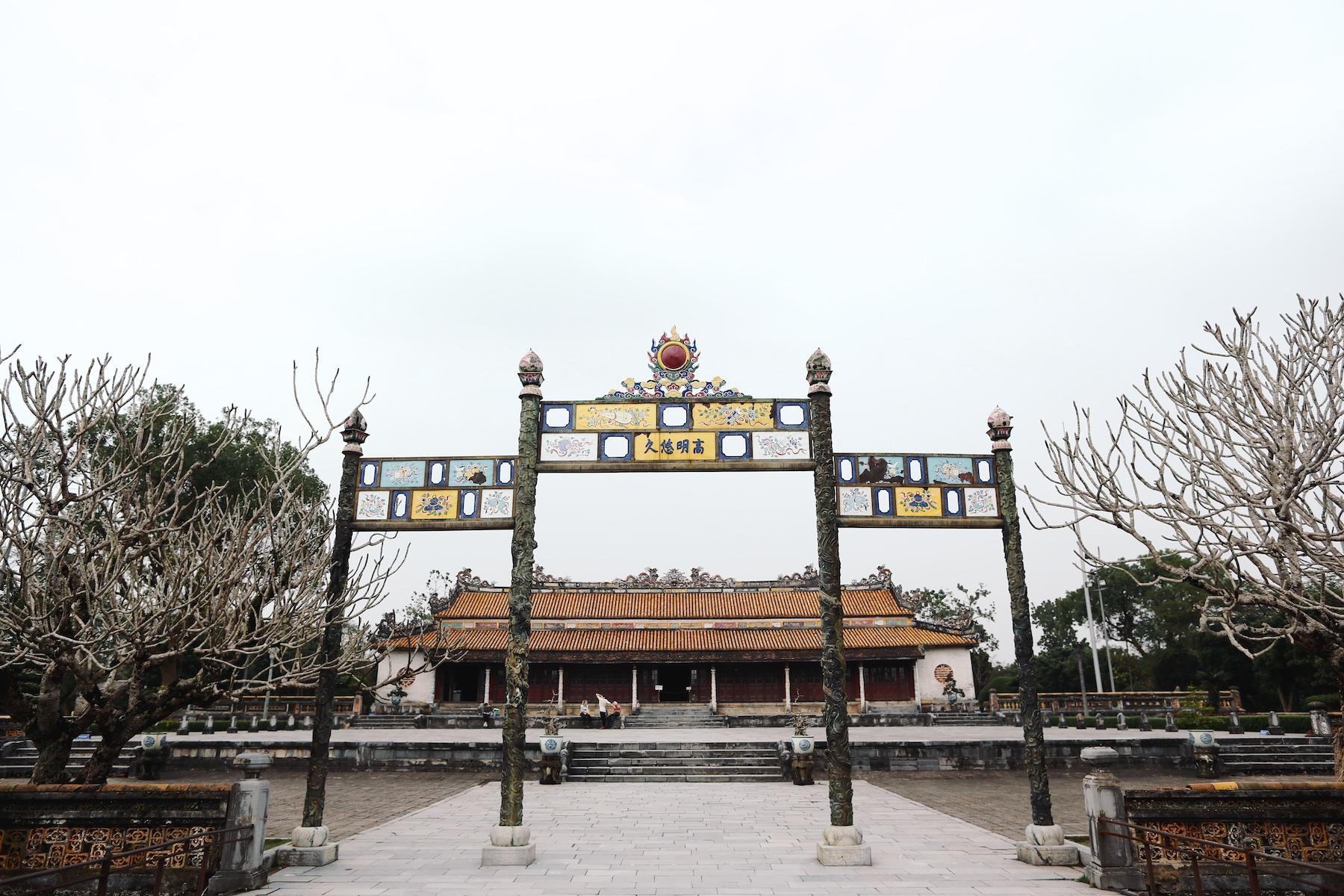 IMPERIAL PALACE HUE © Manoah Biesheuvel 20