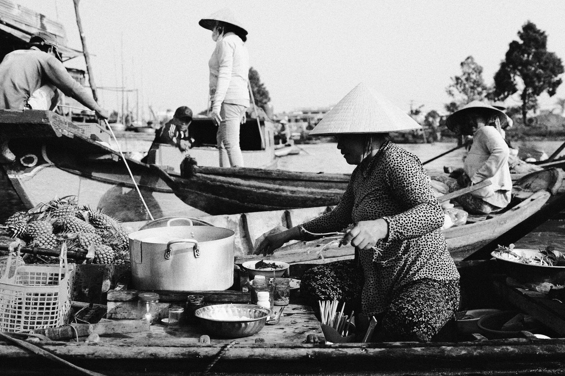 MEKONG DELTA VIETNAM © Manoah Biesheuvel 36