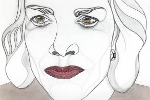 rosemin hendriks, grafiek tekening, drawings, museum het dolhuis haarlem,