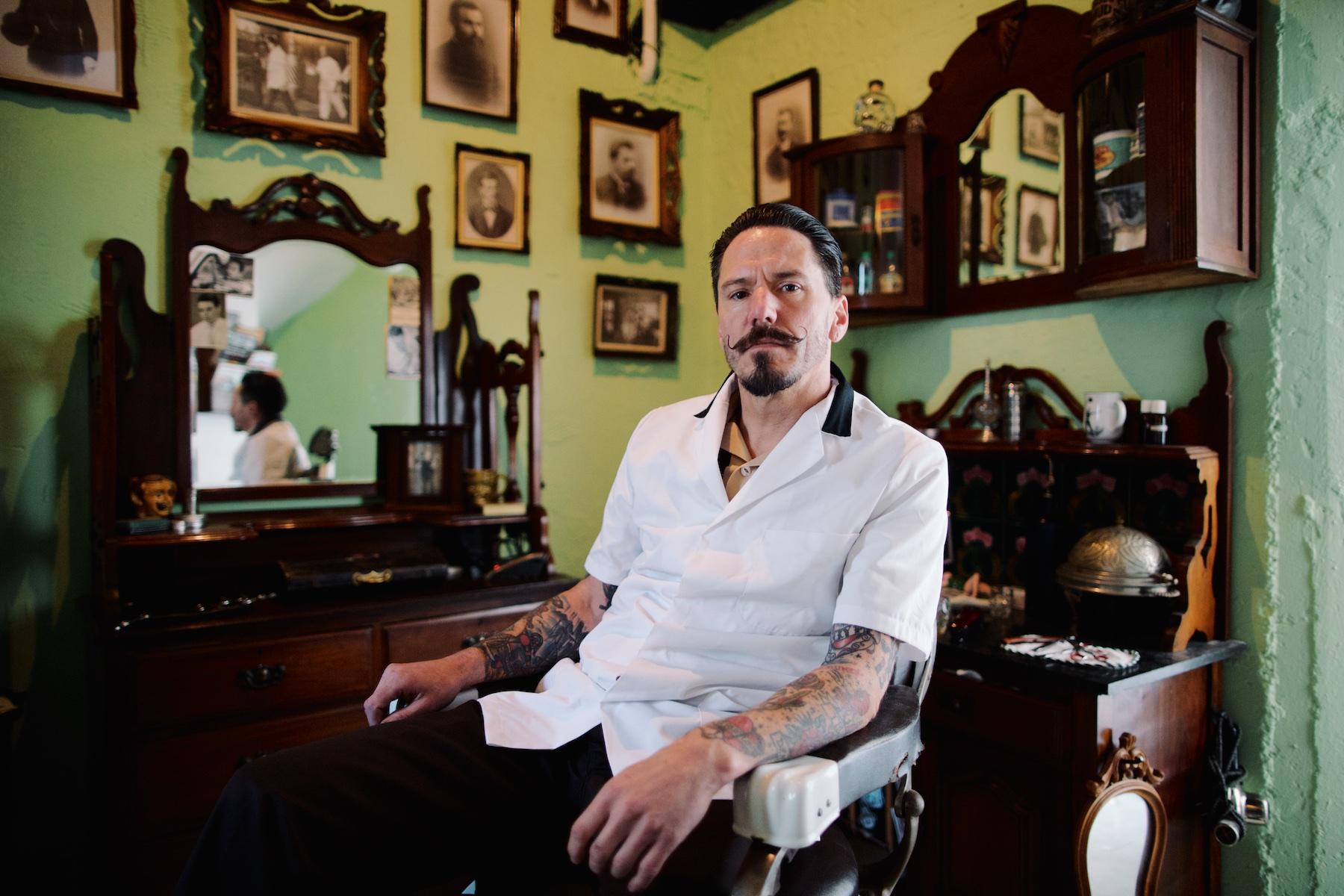 Barbershop Monsieur Moustache