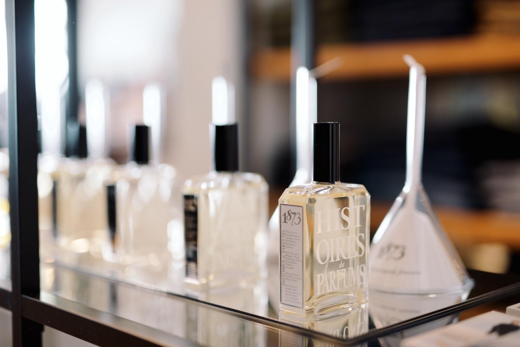 Daens perfume department