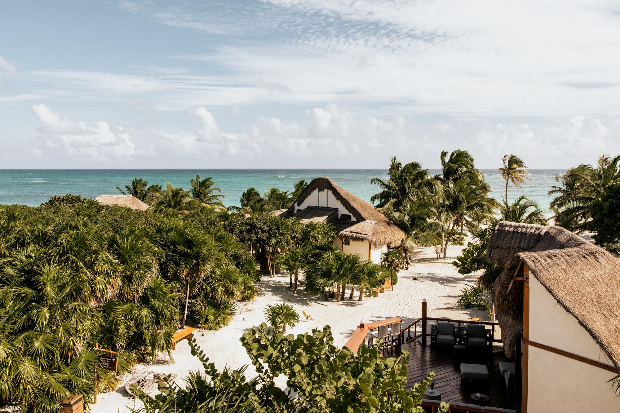 Mukan resort location